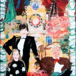 Heilbronner Stadtbild - Zeit der drei Generationen (1982)
