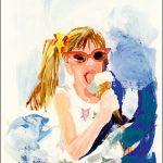 Tochter mit Eis (1991)